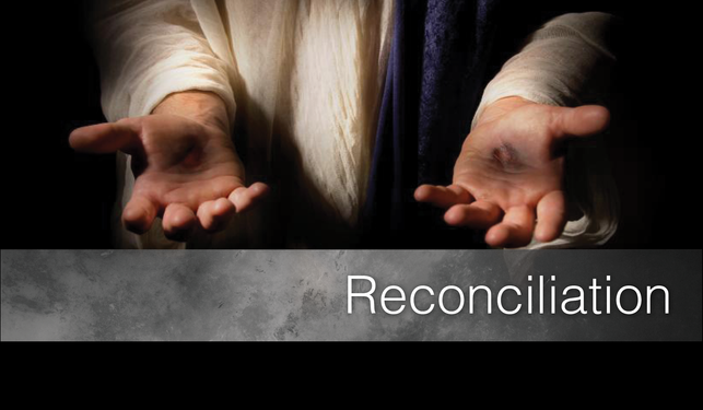 how to prepare for reconcilitation